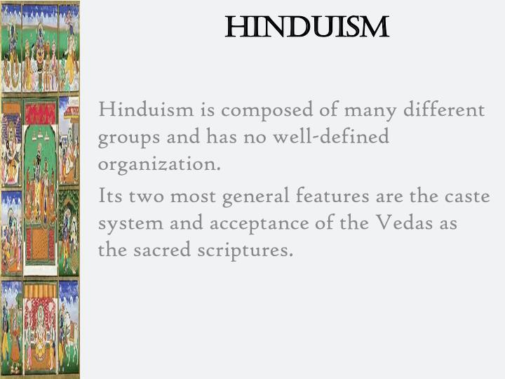 caste system definition