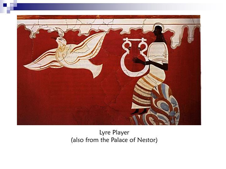 Lyre Player