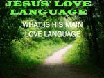 jesus love language4