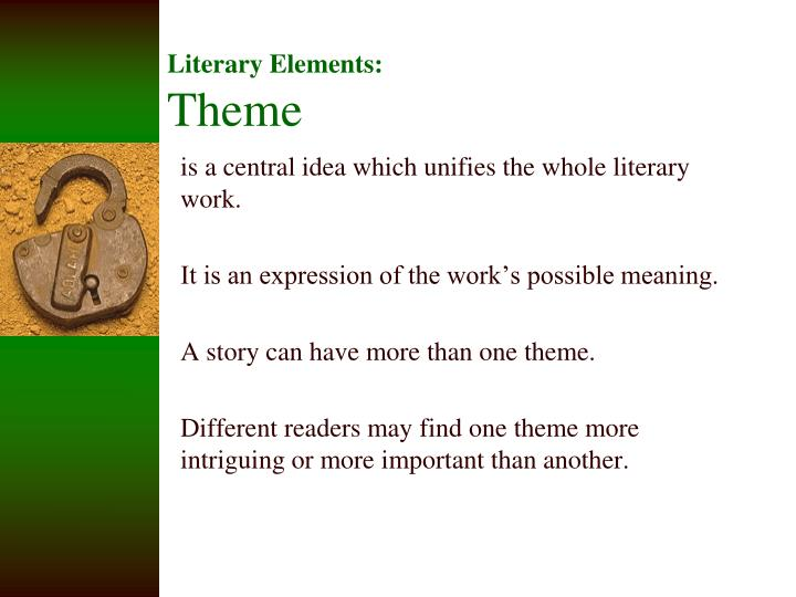 elements of literary analysis How to write a literary analysis essay the elements of a literary analysis essay what is analysis separation or breaking up of a whole into its fundamental elements or component parts.