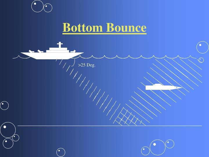 Bottom Bounce