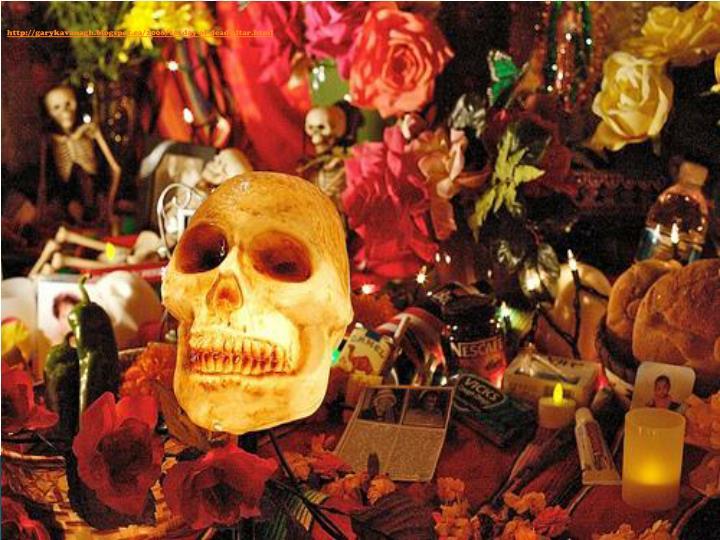 http://garykavanagh.blogspot.ca/2008/10/day-of-dead-altar.html