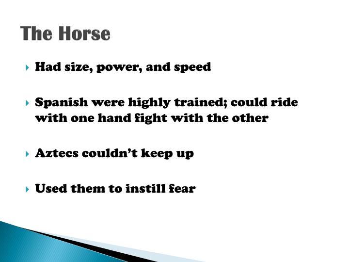 The Horse