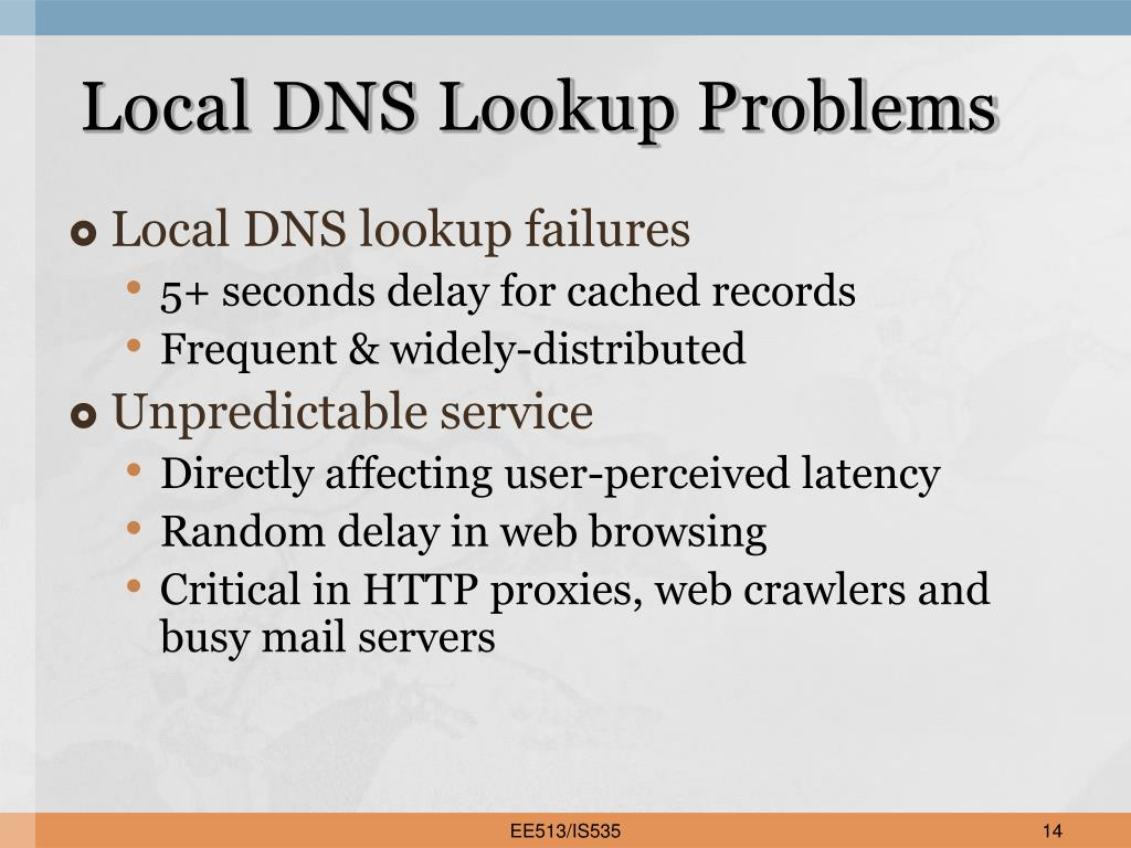 Belong Dns Issues