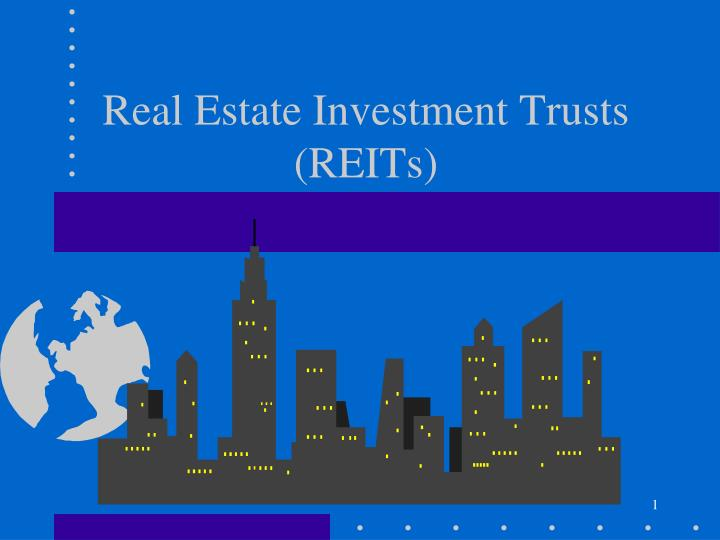 kenya's real estate investment trusts reits
