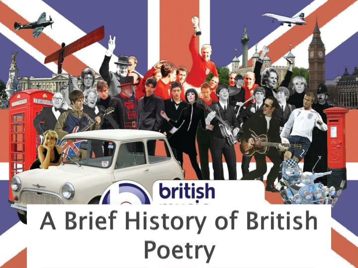 a brief history of british poetry n.