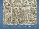 the feast virgil solis edition 1581 met viii 664 670