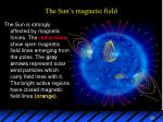 the sun s magnetic field