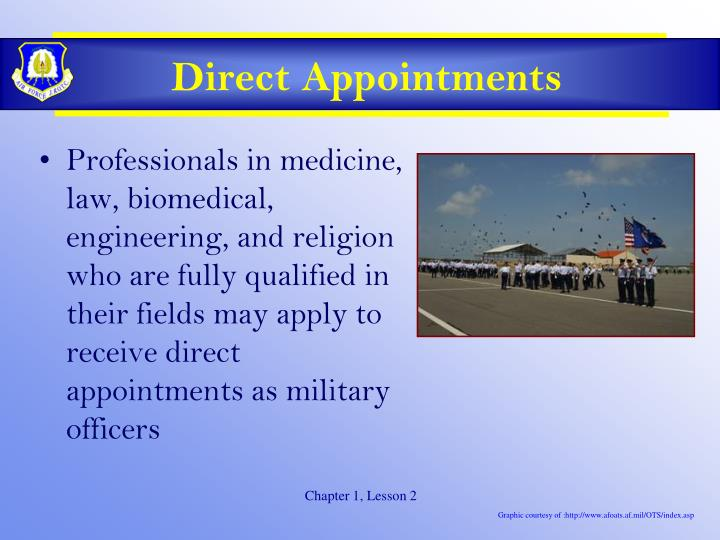Direct Appointments