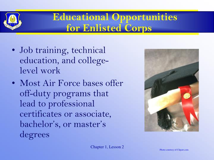 Educational Opportunities