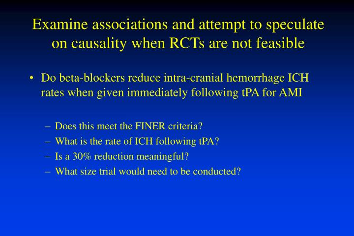 Do beta-blockers reduce intra-cranial hemorrhage ICH rates when given immediately following tPA for AMI