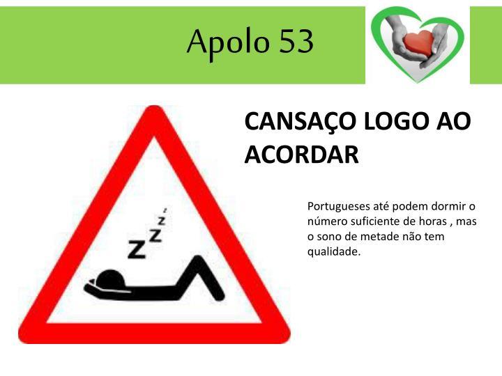 Apolo 53