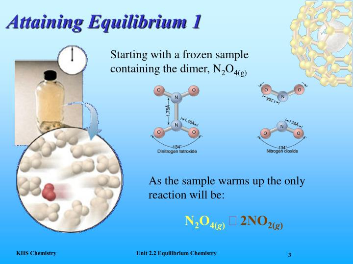 experiment 4 rdr chemical equilibrium essay When heated, calcium carbonate decomposes according was reached in both experiments the equilibrium for the equilibrium reaction represented by the chemical.