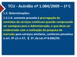 tcu ac rd o n 1 084 2009 1 c