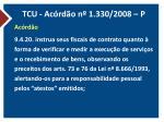 tcu ac rd o n 1 330 2008 p