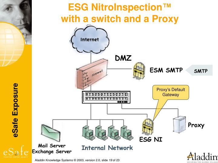 ESG NitroInspection™
