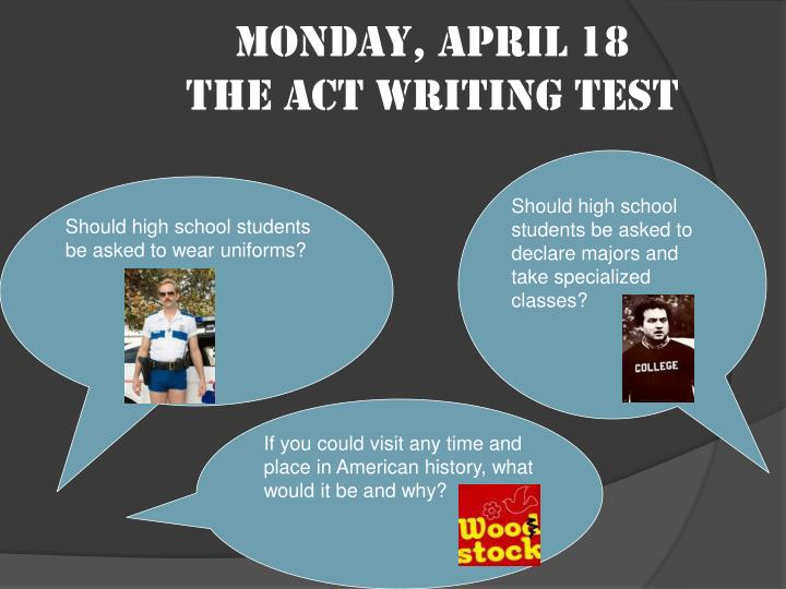 act writing time Took the act writing exam in the high school class of 2016 lacked the reading and writing skills the writing project stresses freewriting and revisioncredityana paskova for the new york times.