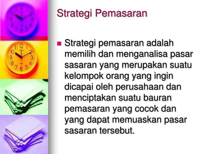 strategi pemasaran j co Manajemen pemasaran ii analisis integrated marketing communication jco atau dengan kata lain, perusahaan harus menentukan strategi pemasaran yang tepat.