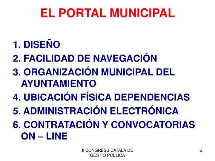 EL PORTAL MUNICIPAL