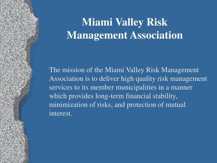 Miami Valley Risk