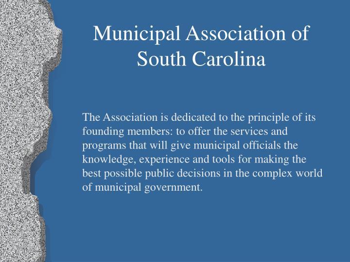 Municipal Association of