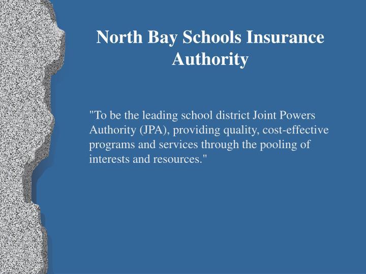 North Bay Schools Insurance Authority