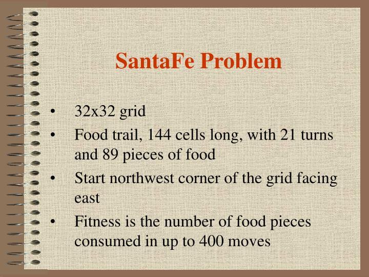 SantaFe Problem