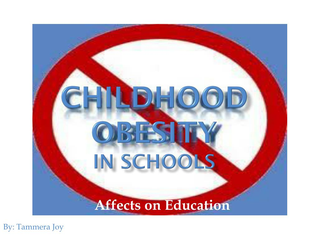Ppt Childhood Obesity In Schools Powerpoint Presentation Free Download Id 3859976