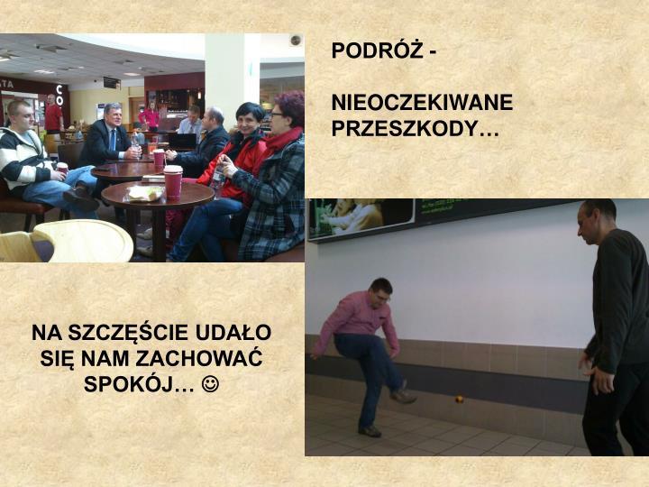 PODRÓŻ -