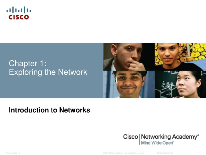 chapter 1 exploring the network n.