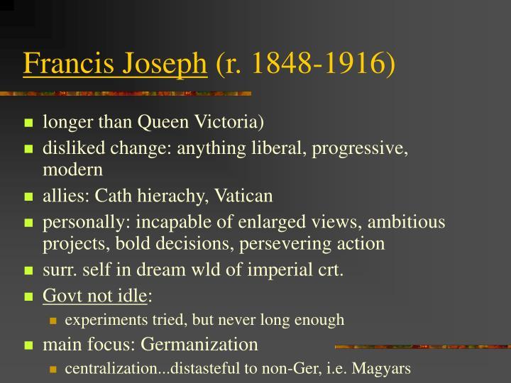Francis Joseph