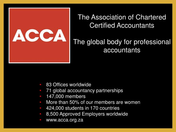 summary associate of chartered accountant Check out chief accountant profiles summary i am an associate chartered accountant (aca) with the institute of chartered accountants of sri lanka.