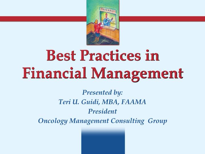Ppt Best Practices In Financial Management Powerpoint Presentation Free Download Id 3862399