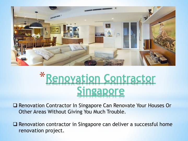 renovation contractor singapore n.