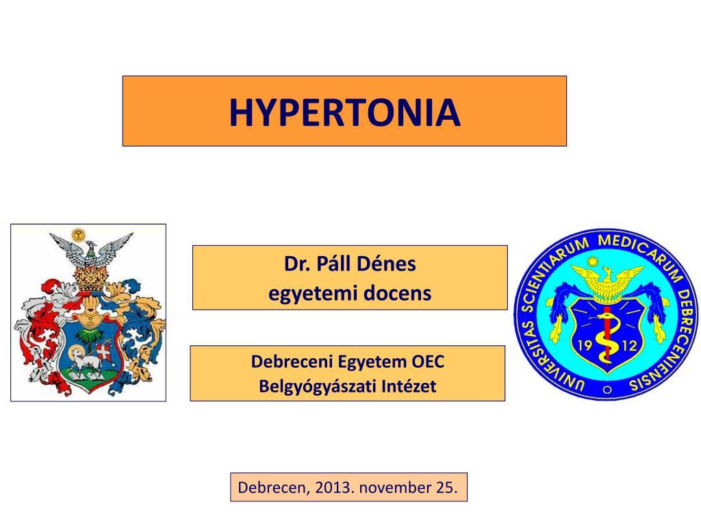 hipertónia elleni gyógyszercsoportok