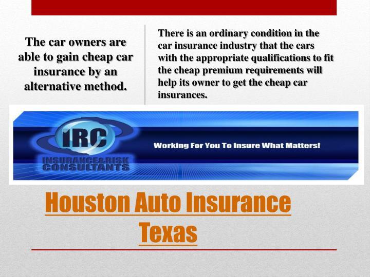 PPT  Texas Cheapest Car Insurance PowerPoint Presentation  ID:3863638