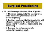 surgical positioning9