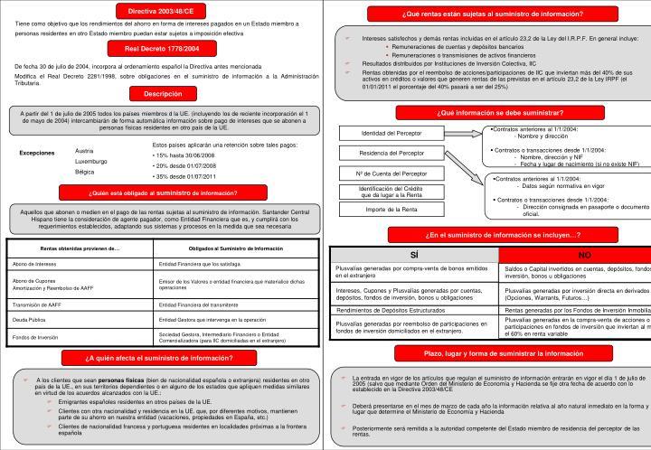 Directiva 2003/48/CE