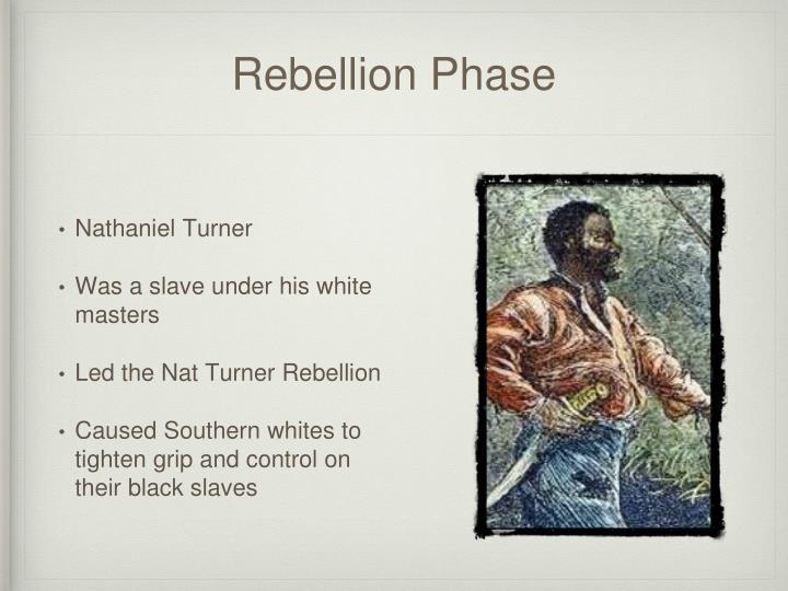 Rebellion Phase