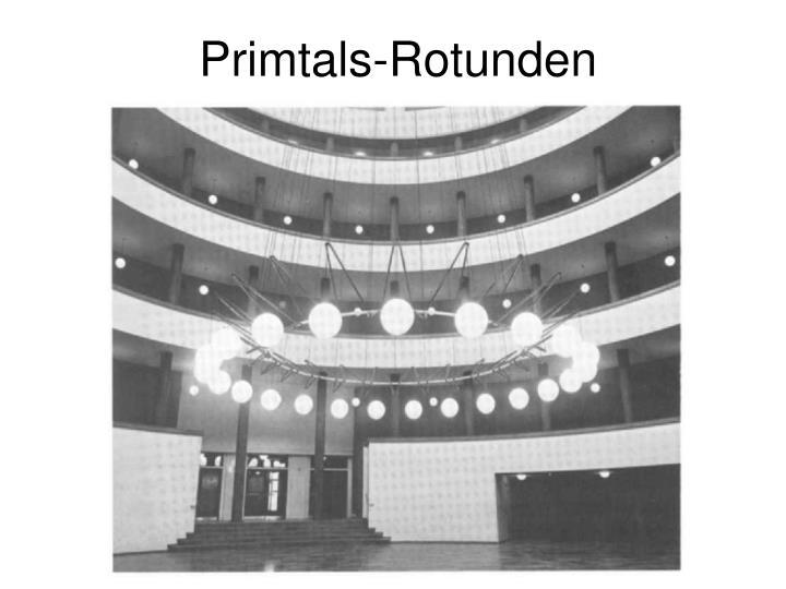 Primtals-Rotunden