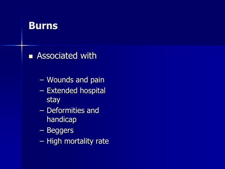 Burns