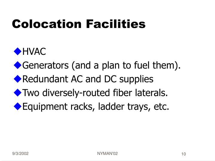 Colocation Facilities