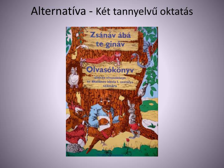 Alternatíva -