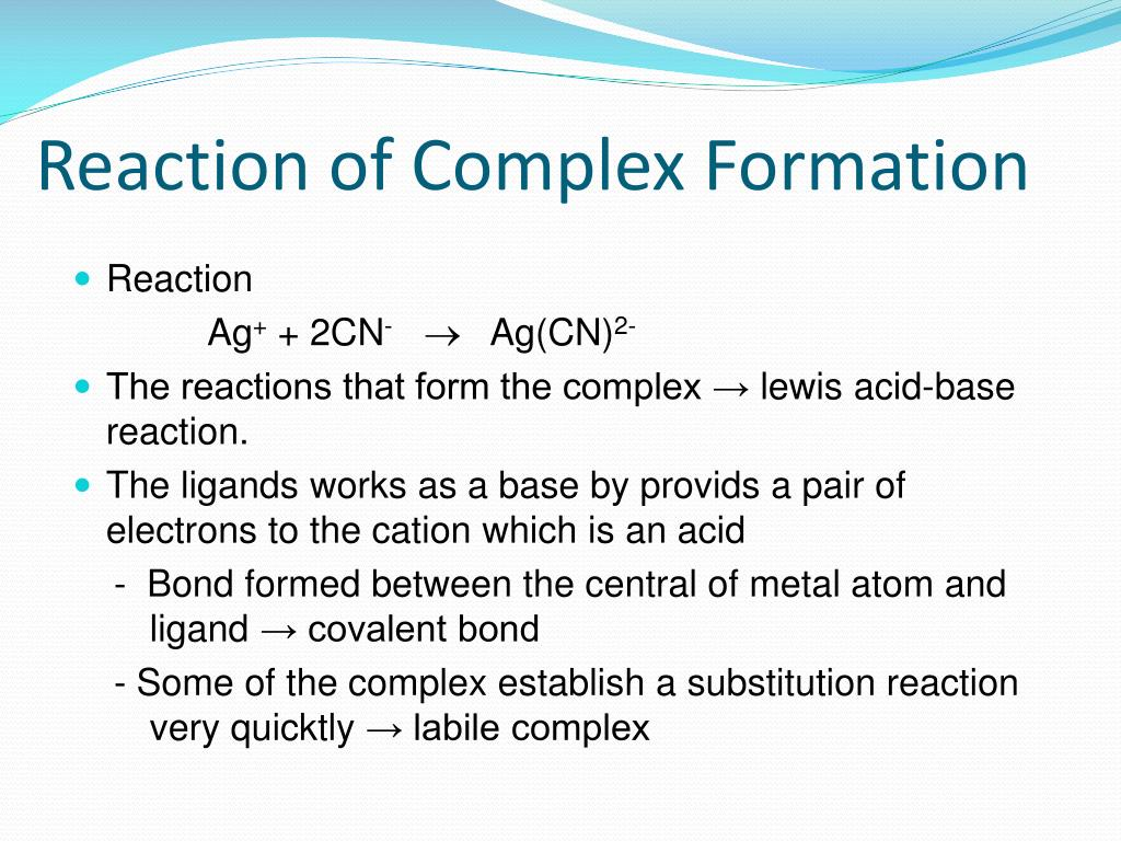 PPT - COMPLEXOMETRIC TITRATION PowerPoint Presentation - ID:3868282