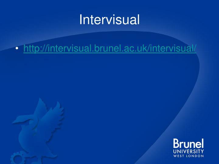 Intervisual