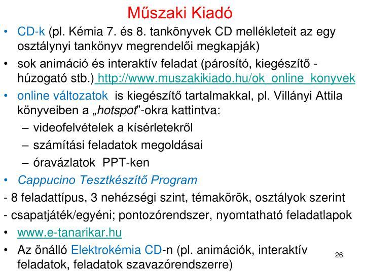 Műszaki Kiadó