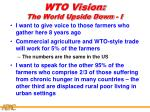 wto vision the world upside down i