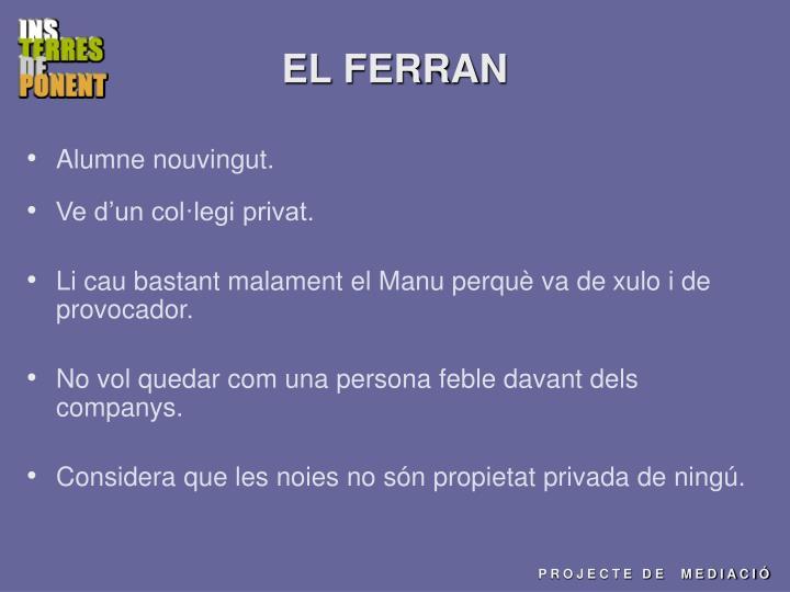 EL FERRAN