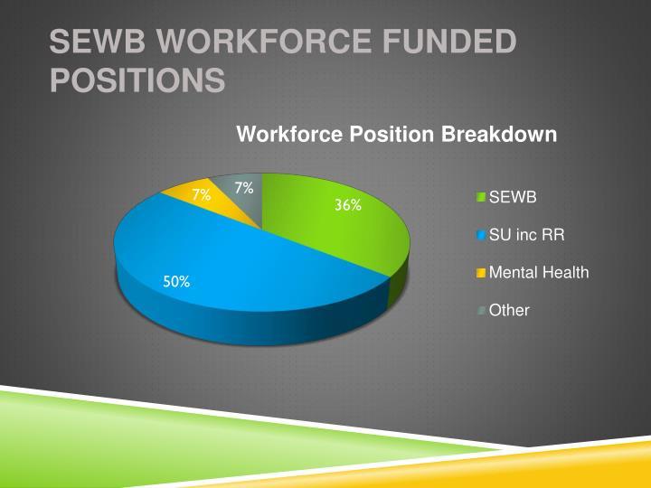 SEWB Workforce Funded