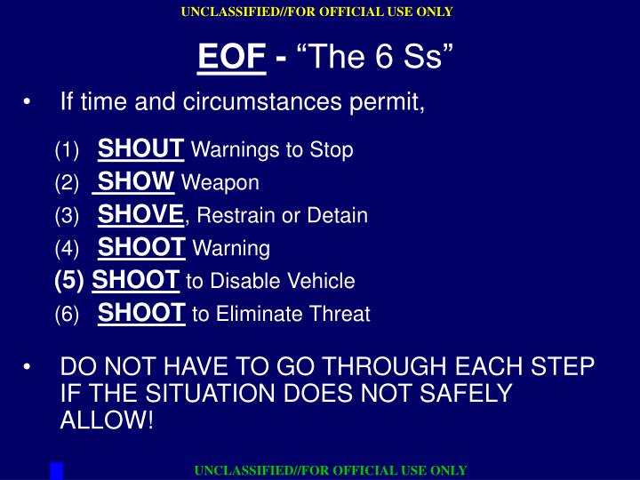 If time and circumstances permit,